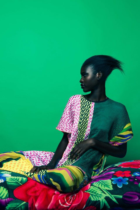 Picture Africa Marianne Fassler Resort 16 Collection Photography by Paul Samuels African Design