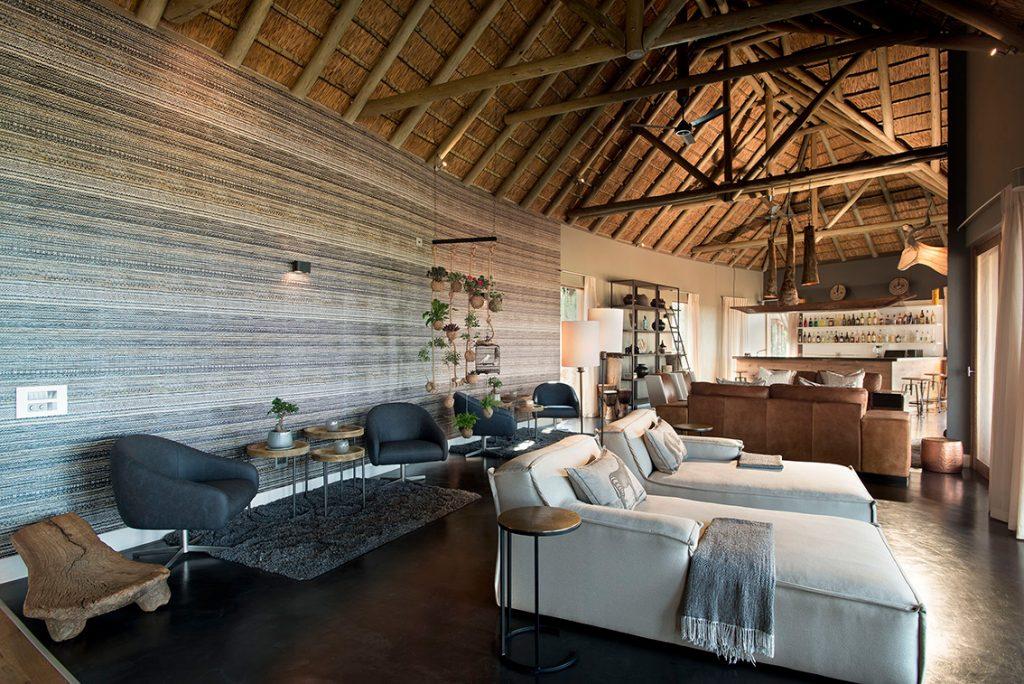 Africa Travel Mhondoro Game Lodge Spotlights African Design