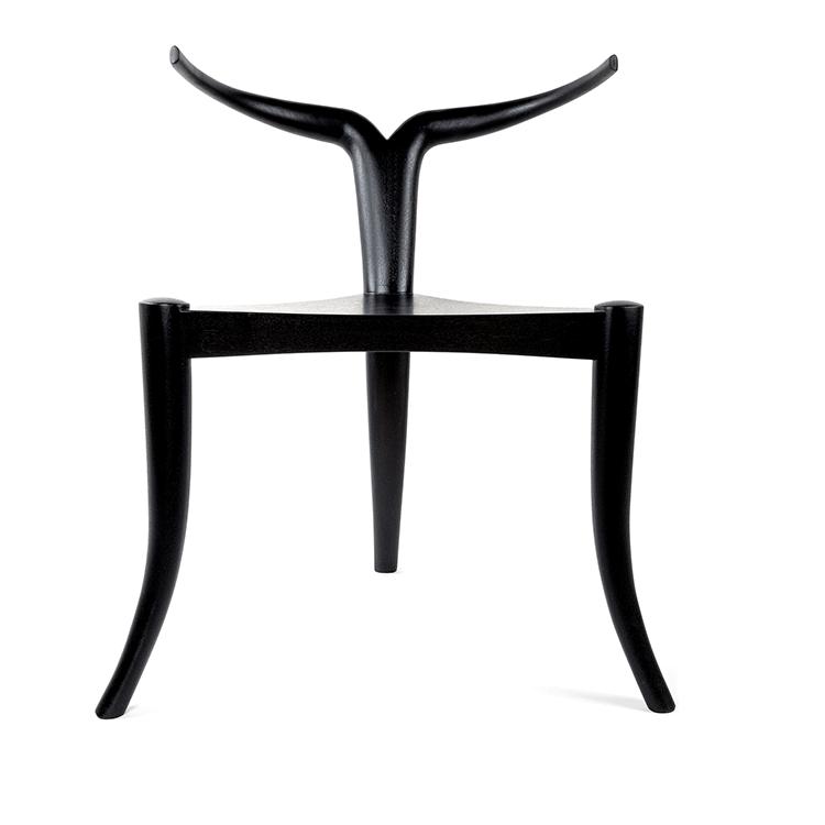 Jomo Tariku African Furniture Designer Nyala Chair SaloneSatellite Salone Del Mobile
