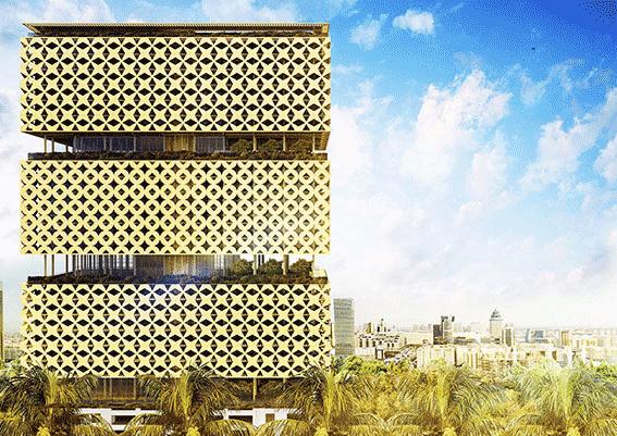 HKA Hermann Kamte and Associates African Architecture