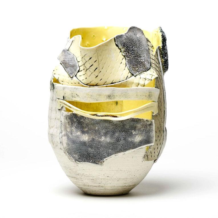Ceramicist Ranti Bam Medire 2015 Porcelain Featured On Atelier Fifty Five