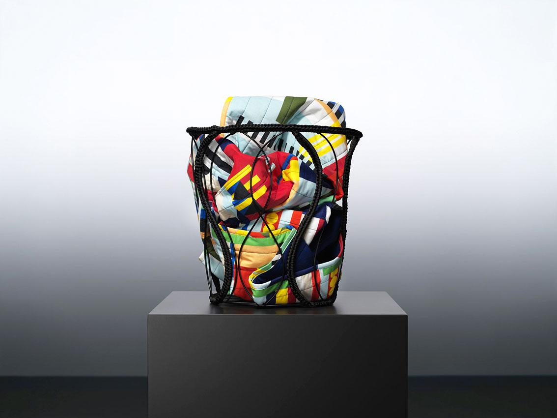 IKEA OVERALLT Braided Basket Selly Raby Kane Senegal Design
