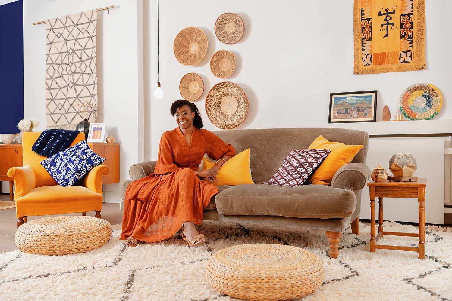 Atelier Fifty Five Tapiwa Matsinde African Interior Design Liz Riley Photography