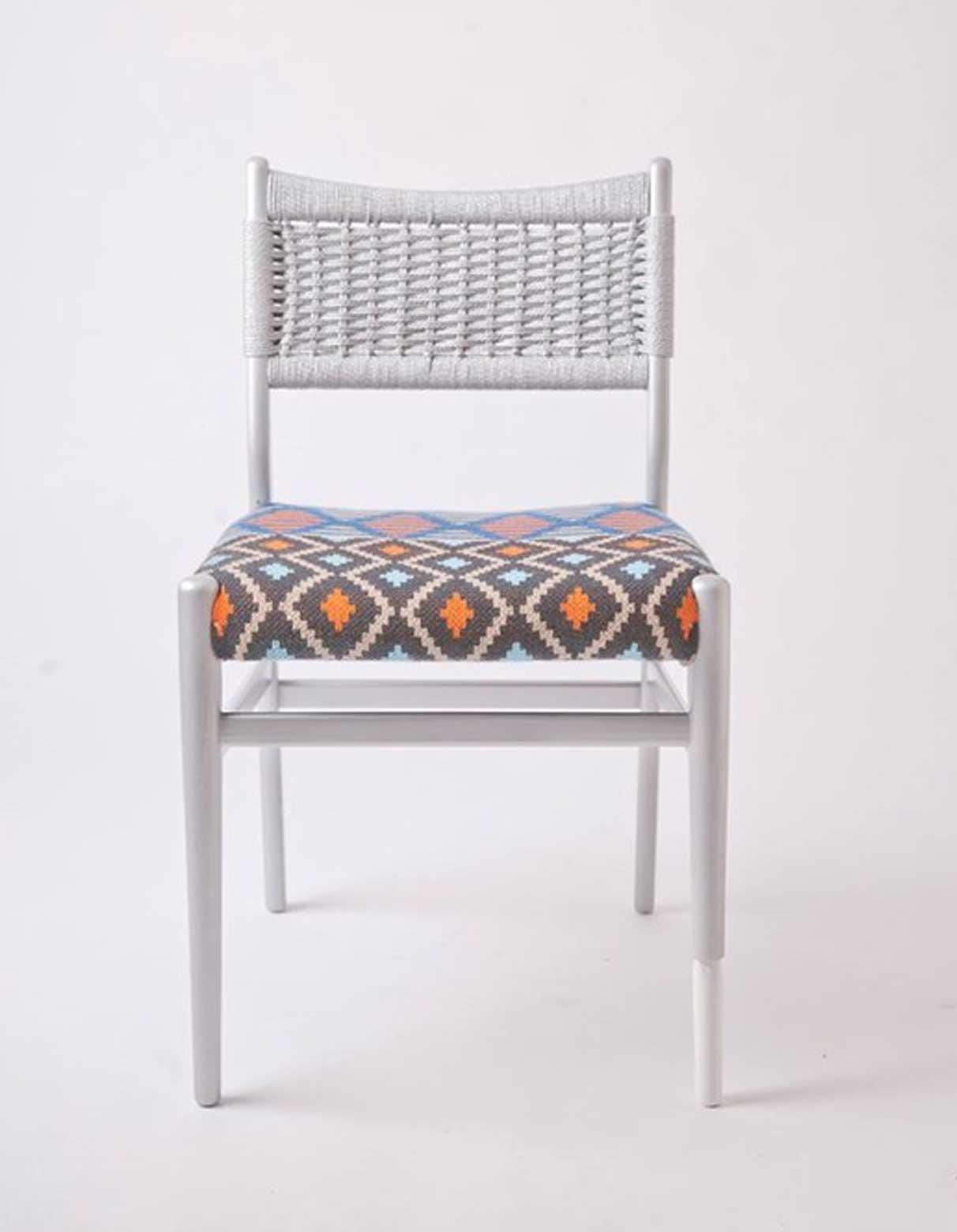 British Nigerian Furniture Designer Yinka Ilori South African Textile Knitwear Designer Laduma Ngxokolo