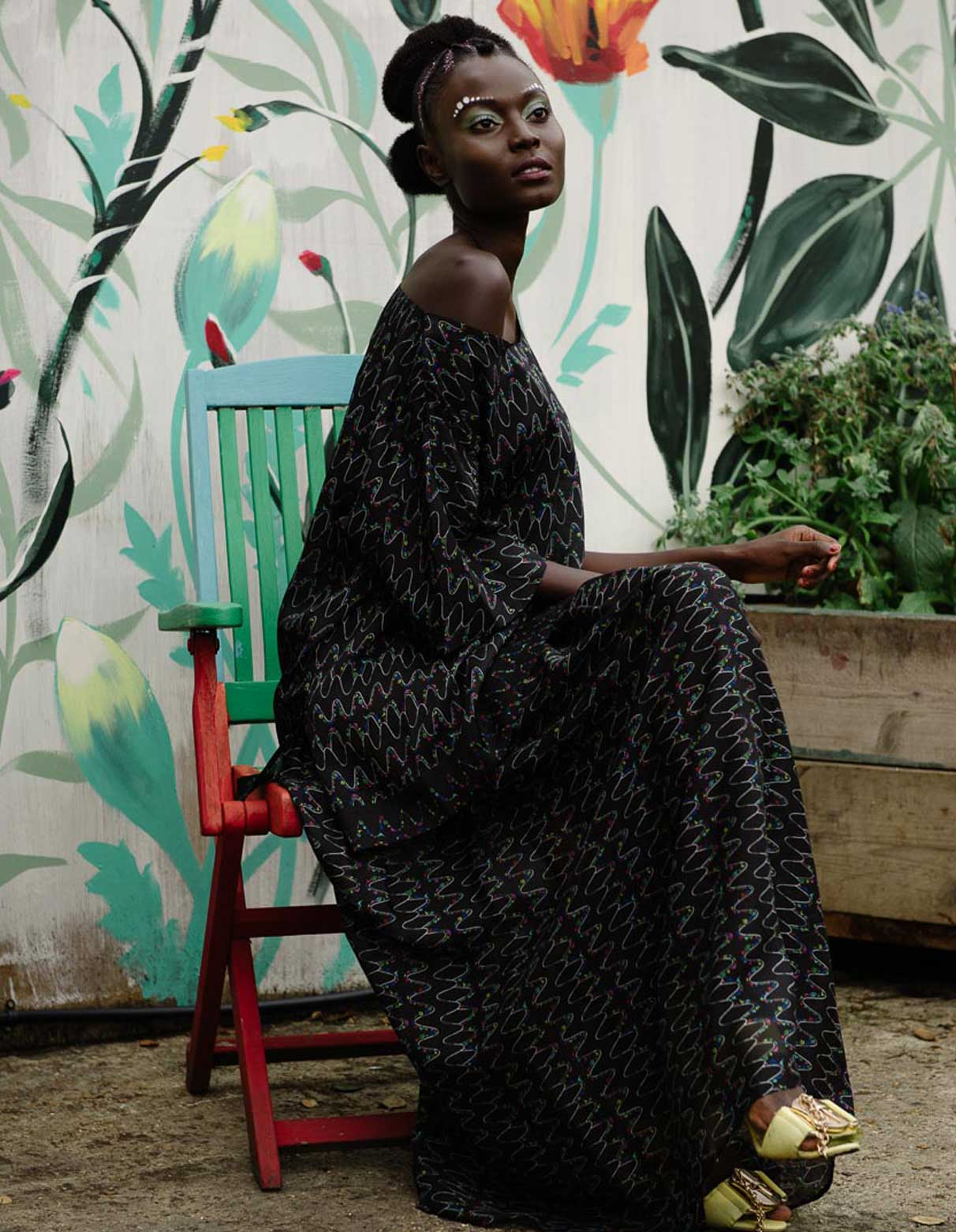 Yemzi Collection Inspired by Scarification