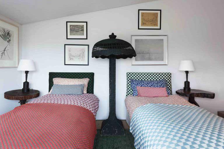 Duro Olowu Fabric Collection for Soan Britain