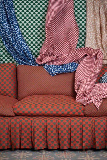 duro olowu sofa fabric for soane Britain