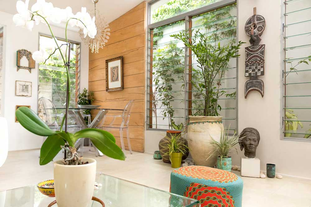 A Creative and Contemporary Designer Home in Ghana