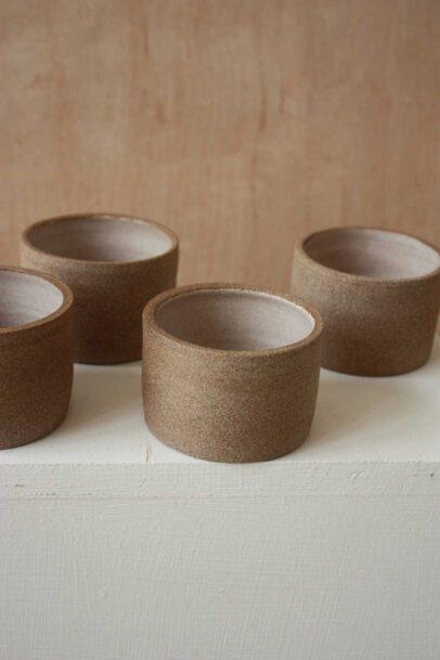 Nur ceramics Whiskey Cups