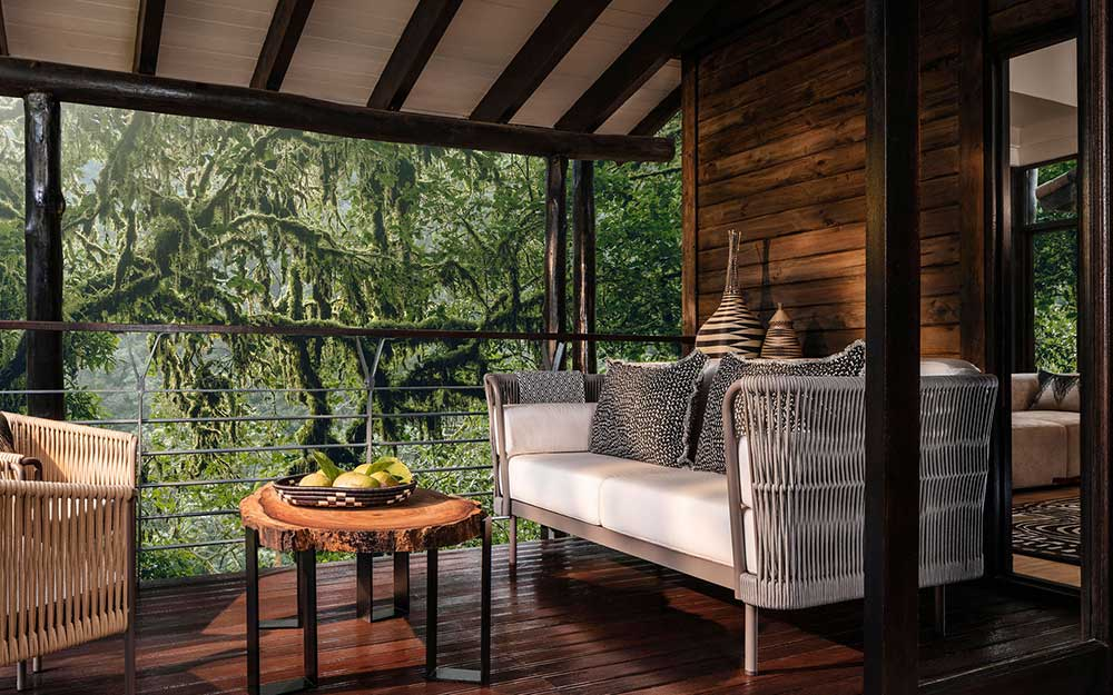 One & Only Nyungwe House Rwanda