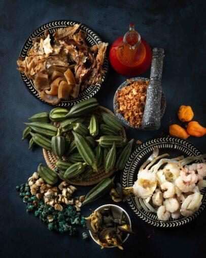 Seafood Okro Orishirishi Cookbook Introduces Nigerian Flavours
